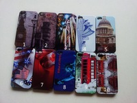 Free shipping,the White House building case for iphone4/4s
