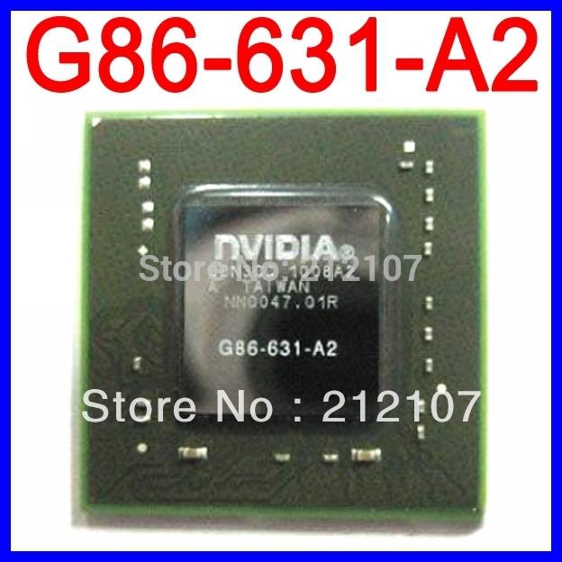 NVIDIA GeForce 8400M GT G86M G86-631-A2 Graphic Processor Of BGA Chipset - NEW(China (Mainland))