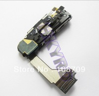 Charging Port Dock Connector Ribbon flex cable Assembly for iPhone 4G D0100