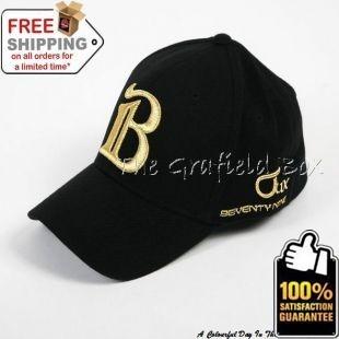 Free Shipping Wholesale  Men's Fashion  B  Embroidery   Baseball Hats /Cap/ Headgear