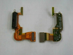 100pcs/lot Free shipping! Guaranteed 100% charger dock connector flex cable for Ip 3gs(China (Mainland))