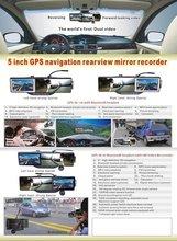 popular gps rearview
