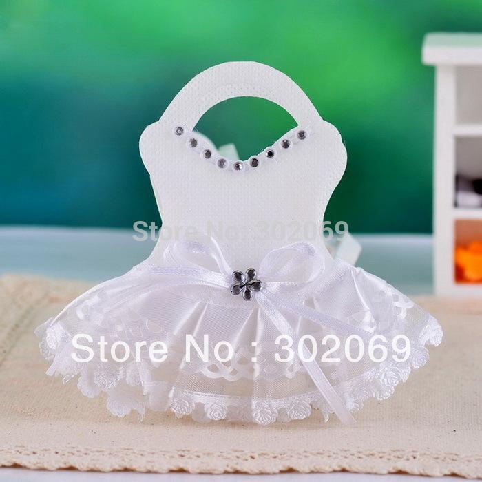 wedding dress gift bags