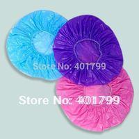 free shipping PVC shower caps