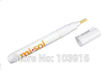 1 pcs of Rosin Flux PEN for solar panel or solar cell DIY, for electrical soldering