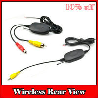 2.4G wireless module Transimitter Receiver Car Rear View Camera Rearview Reverse Reversing Backup parking assist system RCA