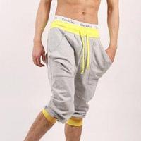 Free Shipping Men's sport Pants,Sports trousers Summer slacks leisure pants,3color,5sizes,100%guarantee ,drop shipping WP8