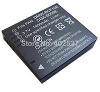 Battery for Panasonic DMW-BCF10 DMW-BCF10e DMC-FX60 FS4  Free Shipping  wholesale and retail