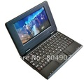 Free HK Post Wholesale China Cheap 7 Inch VIA8650 Android 2.2 Mini Wifi Netbook 4GB