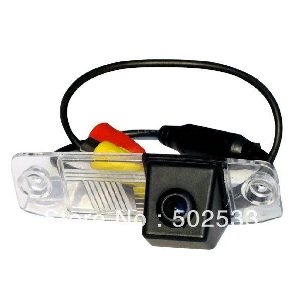 CCD Car Rear View Parking Reversing Back up Camera 170 Degree For Hyundai New Sonata / Elantra / Avante(China (Mainland))