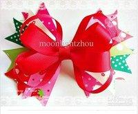Baby hair clips bow NEW flower Hair rope Girls' Hair Accessories band hairband flower 1224B wm-lcy