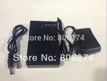 DHL    shipping 120pcs/lot   DC 12V/3800mAH USB 5V/5600mAH Li-ion Rechargeable Battery Pack