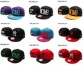 YMCMB Snapback Hats adjustable Baseball Cap Snap Back caps for men and women  red white black mix order