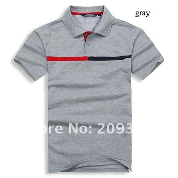 free shipping 2013 Men's polo shirts,Brand short sleeve polo shirt.100% Cotton,Men's golf shirts,Men's tshirt.Mix order
