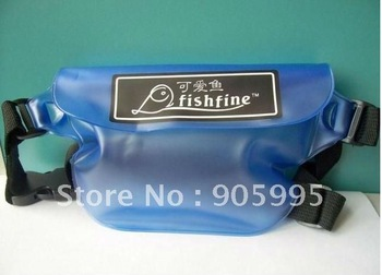 Hot sell Fishfine waterproof  Waist Bag  phone waterproof  bag  Waterproof  storage bag   Wholesale or Retail Free shipping