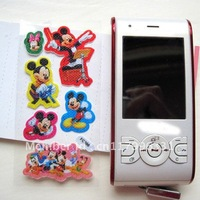 Mickey Mouse Chidren Cartoon Stickers School classroom things for Kids for Mobile Gift