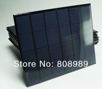 3.5W 6V Mini Solar Cell Solar Module Polycrystalline Solar Panel DIY Solar Charger 165 * 135* 2MM High Quality Free Shipping