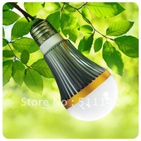 Classical 70mm 7w powerful led bulb dimmable led light bulbs replacement incandescent bulb 100w, 10pcs/lot, free shipping