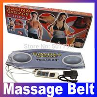 New Arrival Health Care Sauna Massage Velform Professional Slimming Belt 110v /220V Body Massager As Seen On TV Free Shipping