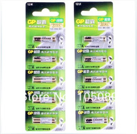 20pcs  New GP A27 27A  Ultra Alkaline battery 12V  battery Free Shipping