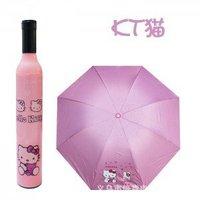 50pcs rain unbrella,wine bottle unbrella