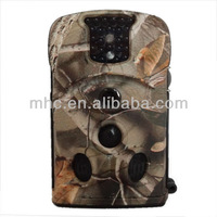 Free Shipping 12MP Wildlife Animal Surveillance tracking Camera_GSM MMS Hunting Camera