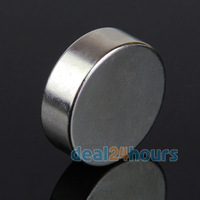 10pcs/lot Super Strong Magnets Round Disc 30mm x 10mm Cylider Rare Earth Neodymium N35 Craft Models Free Shipping