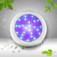 Free Shipping All Blue Led Grow Light 50W(25*3W),460nm vegetabling lighting