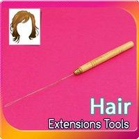 Крючковая игла для наращивания волос Brand New 60PCS/,
