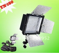 Wholesale YN-160 LED Video Light YN-160s LED Video Light for Canon Nikon Pentax Panasonic SLR Cameras