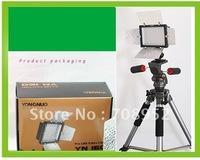 Wholesale LED lights Photography Lights YN-160 LED Video Light Lamp Camera Video Camcorder DV for Canon Nikon