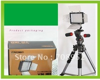 Wholesale LED lights Photography Lights YN-160 LED Video Light Lamp Camera Video Camcorder DV for Canon Nikon