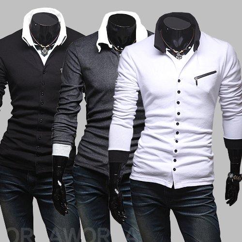 один из прекрасных летних кардиган короткие длинная рубашка поло бренда поло хлопок t рубашка для мужчин печати Мужская тенниска