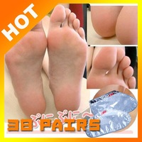 Hot!!Free shipping 38 pairs Foot Mask foot care  foot spa