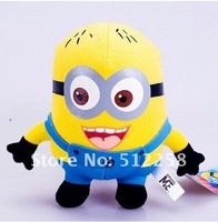 "DESPICABLE ME MINION Plush Toy 6"" Jorge Free Shipping"