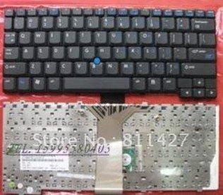 wholesale free shipping brand 100% new ORIGINAL laptop keyboard for HP NC4400 NC4200 TC4200 TC4210 TC4400(China (Mainland))