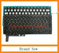 "New Spanish keyboard wth backlight for MacBook Pro Unibody 15.4"" A1286 MC721 MC723"