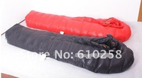 Hot Sale Deep Cold Outdoor Down Sleeping Bag  goose down Super Warm1300g NEW!! -35 oC