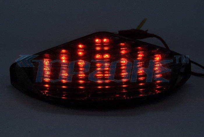 Led da cauda da motocicleta luz de freio luz para a DUCATI mestre 696 / 796 / 1100 / 1100 S 08-10(China (Mainland))