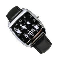 The Beatles Fashion Steel Watch Wrist Quartz Wholesale Woman Man Lady girl Boy