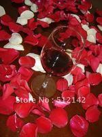 140pcs/bag Silk beautiful Rose Petals, Improve Dating romantic feelings, 9 colors for your choose