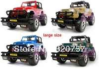 Wholesale - Bigger 1:9.5 Hummer Cars RC Buggies Off-Road Cars Radio Remote Control Car Electronic Toy