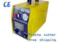 LOW  PRICE ! 2012 NEW  plasma cutter inverter DC AIR PLASMA CUTTING MACHINE CUT50 free shippng