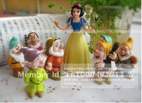 Wholesale - The Seven Dwarfs figures and Snow white in Fairy Tale story