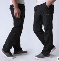 New Li Ning monolayer leisure sport pants pocket zipper