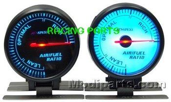 60MM APEX AUTO GAUGE / AUTO  METER /AIR FUEL RATION GAUGE (BLACK FACE  OR WHITE FACE)