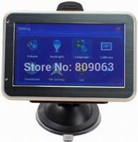 Free Shipping 4.3 Inch LCD Windows CE 6.0 Core Bluetooth GPS Navigator w/FM Transmitter , 4GB Memory Card