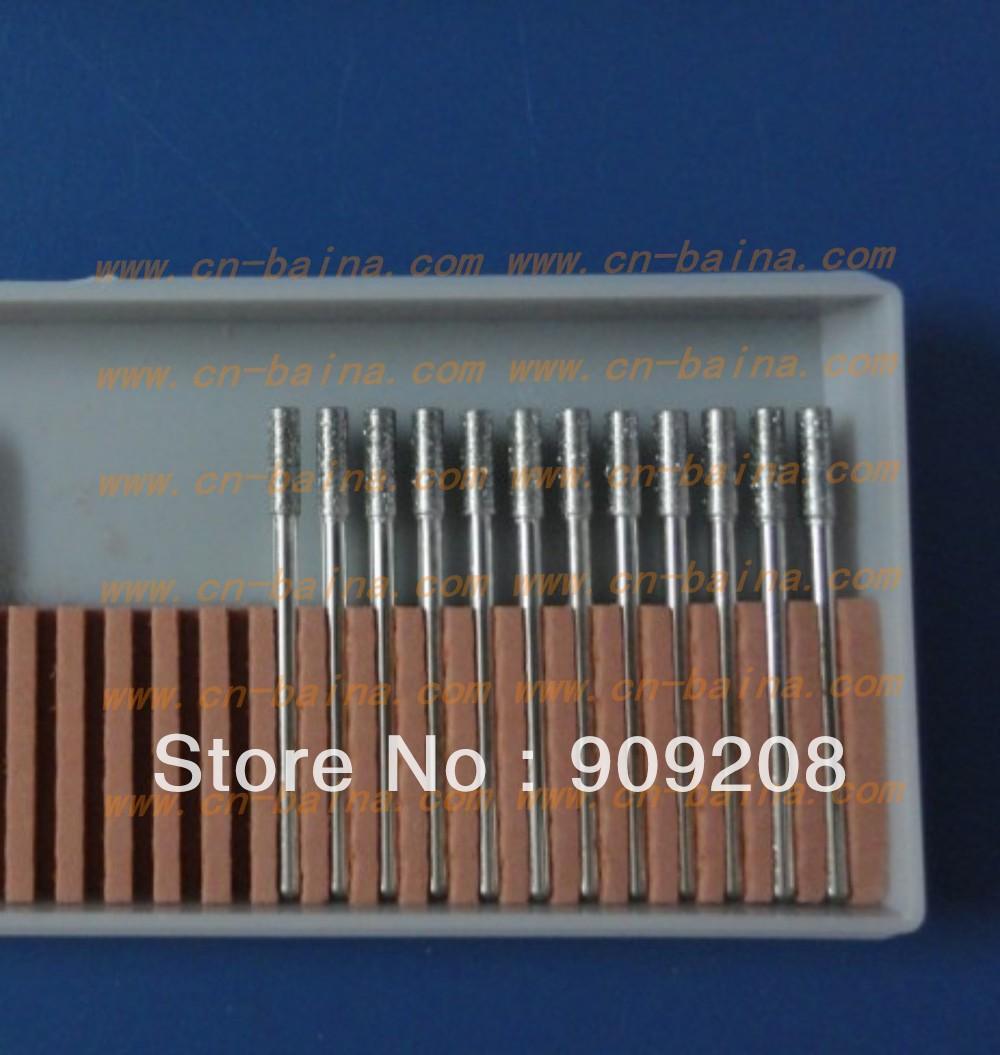 silicon carbide bur diamond bur A40 micro motor polishing material grinding bur(China (Mainland))