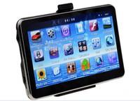 4.3 inch GPS car navigator 800MHZ 4GB 128RAM  Fm transimitter window CE 6.0