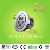 Free shipping led down light spot light hot selling  favorable 5W  195lm/w 110v-265v 60,000hs warranty